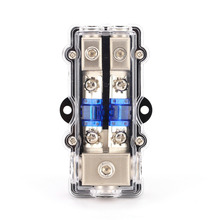 1PCS Universal Car Auto Vehicles Audio Amplifier 1 in 2 ways Out Fuse Holder Fuse Box_220x220 audio fuse box reviews online shopping audio fuse box reviews on audio fuse box at virtualis.co