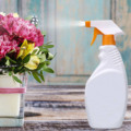 Behogar 4 шт. 500 мл многоразовая пластиковая бутылка для распыления воды для внутреннего сада в горшке Цветочные растения суккуленты орхидеи