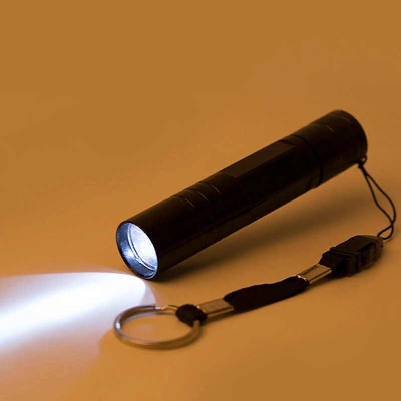 Mini Portable Super Bright Flashlight Waterproof laser pointer nitecore AA LED Flashlights powerful led flashlight (9)