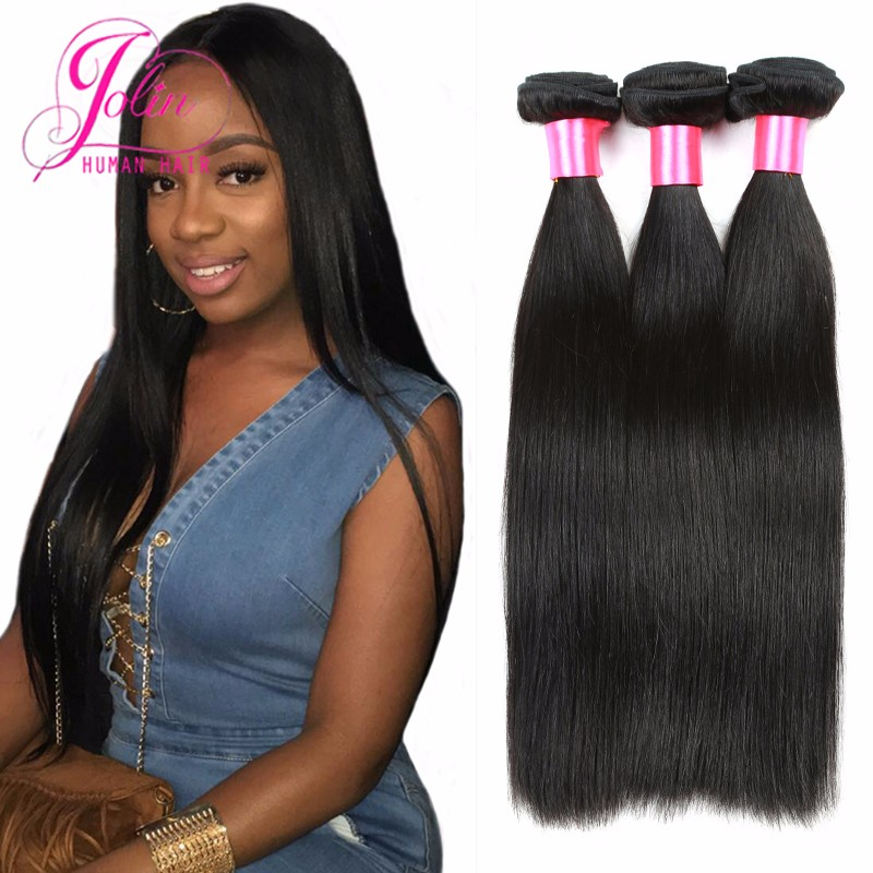 Buy Cheap 7A Brazilian Straight Hair 4
