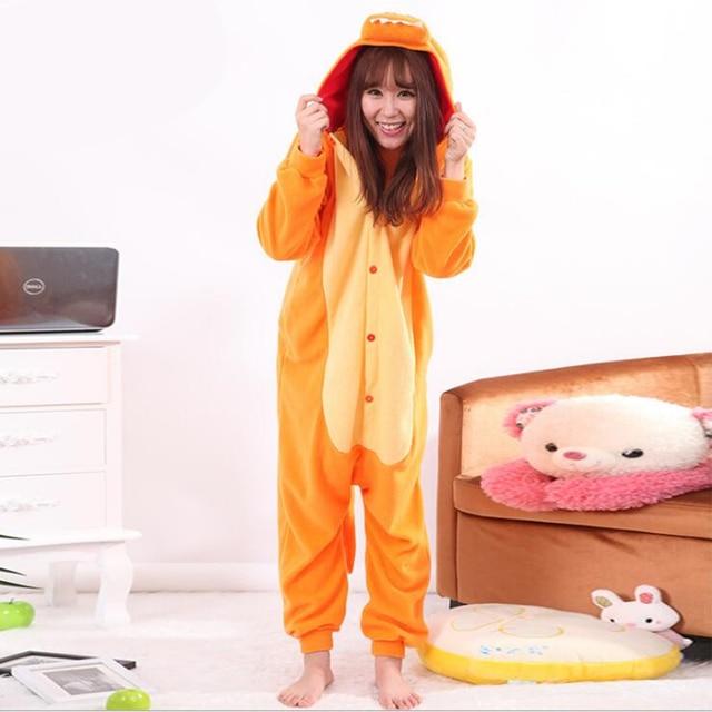 64852cabf 2017 New Fashion Women s Character Funny Pajamas Women Full Sleeve ...