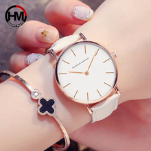 Women Simple Fashion Waterproof Quartz Watch