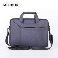 Business Laptop Messenger Bag Waterproof Laptop Bag For Microsoft Surface Book 2 15 Notebook Bag Case for Macbook Pro 13 15