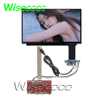 4K 13.3 inch 3840*2160 UHD Display with capactive touch panel hdmi 40 pins edp Driver Board LCD for Pc tablet LP133UD1 SPA1