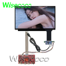 купить 4K 13.3 inch 3840*2160 UHD Display with capactive touch panel hdmi 40 pins edp Driver Board LCD for Pc tablet  LP133UD1-SPA1 дешево