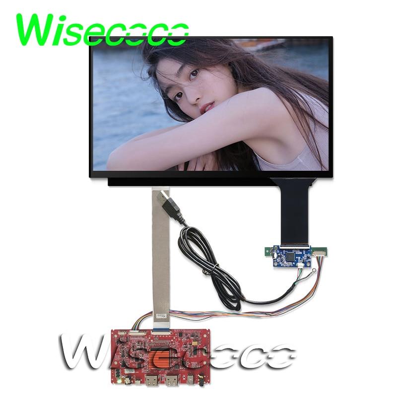 Module d'affichage lcd 13.3 pouces 4 K UHD 3840*2160 écran HDR IPS carte contrôleur HDMI DP EDP 40 broches pour PS4 XBOX PC raspberry pi 3