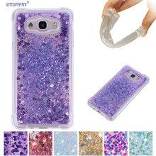 653fa126489 For Samsung Galaxy J3 J5 J7 2016 J36 J56 J76 Dynamic Liquid Quicksand Phone Case  SM