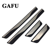 High-quality stainless steel Scuff Plate Door Sill Welcome Pedal For Mazda CX-5 CX5 2014 2015 2016 Car Styling Accessories high quality built pedal cover threshold stainless steel door sill scuff plate for audi q5 2009 2014 car accessories car styling