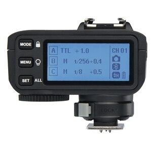 Image 2 - Godox X2 X2T C X2T N X2T S X2T F X2T O X2T P TTL 1/8000s HSS אלחוטי פלאש טריגר עבור Canon ניקון sony Fuji אולימפוס Pentax