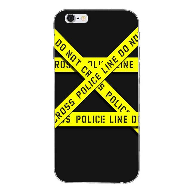 US $1 99 |quotes police symbol slim silicone Soft phone case For Samsung  Galaxy J1 J2 J3 J5 J7 A3 A5 A7 2015 2016 2017-in Half-wrapped Case from