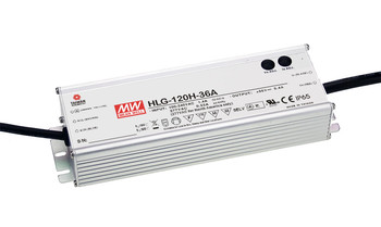 [PowerNex] MEAN WELL original HLG-120H-54A 54V 2.3A meanwell HLG-120H 54V 124.2W Single Output LED Driver Power Supply A type