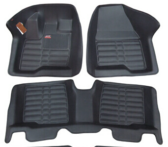 High quality! Special floor mats for Toyota Land Cruiser Prado 150 5 seats 2018-2010 waterproof non-slip carpets,Free shipping special car waterproof latex rubber antiskid automobile floor mats for lc200 cruiser green no odor waterproof latex carpets
