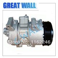 6SEU14C AC Compressor For Toyota Corolla 2.4L Matrix 2.4L 2009 2012 For CAR Pontiac Vibe 2.4L 2009 2010 Scion xB 2008 2012