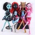 4 pçs/lote Novo estilo inc monstro alta monstro boneca bonecas de presente de natal Atacado moda