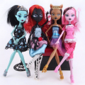4pcs/lot New style  monster inc high doll monster  christmas gift Wholesale fashion dolls