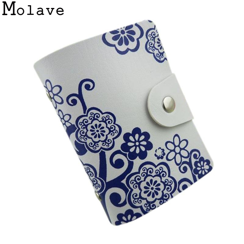 Molave Wallets&Holders purse Womens Credit Card Case Purse Wallet housekeeper ID Card Storage Holder womens wallets purses DEC14 hot yuri on ice unisex name id business card holder wallets plisetsky yuri 28 bank credit card case holders card holder purse