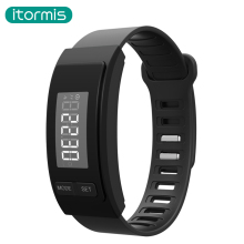itormis Smart Band Bracelet SmartBand Sports Wristband PK xiao mi band MiBand 2 Physical Keys Steps Calorie Distance WOWFit
