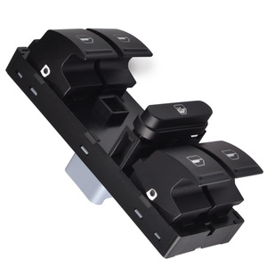 Image 3 - Electric Power Master Window Switch Button For VW Sagitar Golf 5 Golf 6 Jetta MK5 Mk6 Tiguan Touran Passat B6 B7 1K4959857B