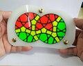 Brand New VeryPuzzle Mini Gerânio Além Magic Cube Puzzle Em Estoque de Alta Qualidade de Edição Limitada Brinquedos Educativos Transporte Da Gota