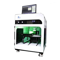 LY 2D/3D laser engraving machine special for inner crystal working range 150*200*80 mm
