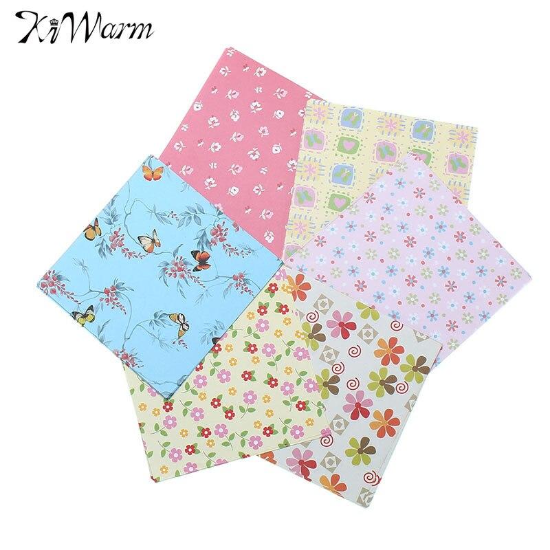 ᐊdiy 72pcs Set Cute ᗔ Flower Flower Floral Pattern Origami