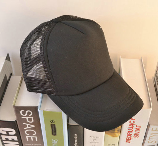 faa644ec8a1a3 Unisex Fashion Summer women baseball Cap with mesh female Sport Hat Cap  Snapback Sport male peaked ...