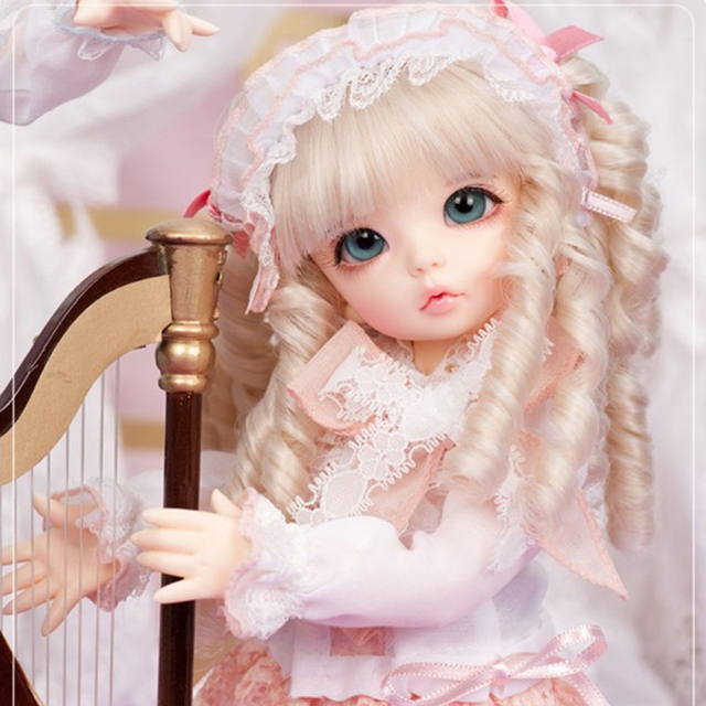 OUENEIFS Littlefee Ante Fairyland bjd sd dolls 1/6 sarang love baby girl boy eyes High Quality toy model reborn make up resin