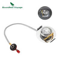Boundless Voyage Outdoor Camping Gas Stove Alpine Stove for BL100-Q1/CW-C05/CW-C01 BV-G