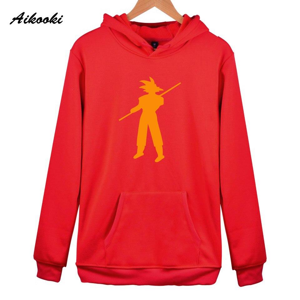 High Quality Hoodie Women Sweatshirt Dragon Ball Womens/Mens Casual Hoodies Dragon Ball Hoodies Men Hip Hop Sweatshirt Hoodie