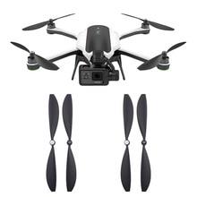 4 шт. пропеллеры для GoPro Karma, Go pro Karma Drone аксессуары пропеллеры лезвия