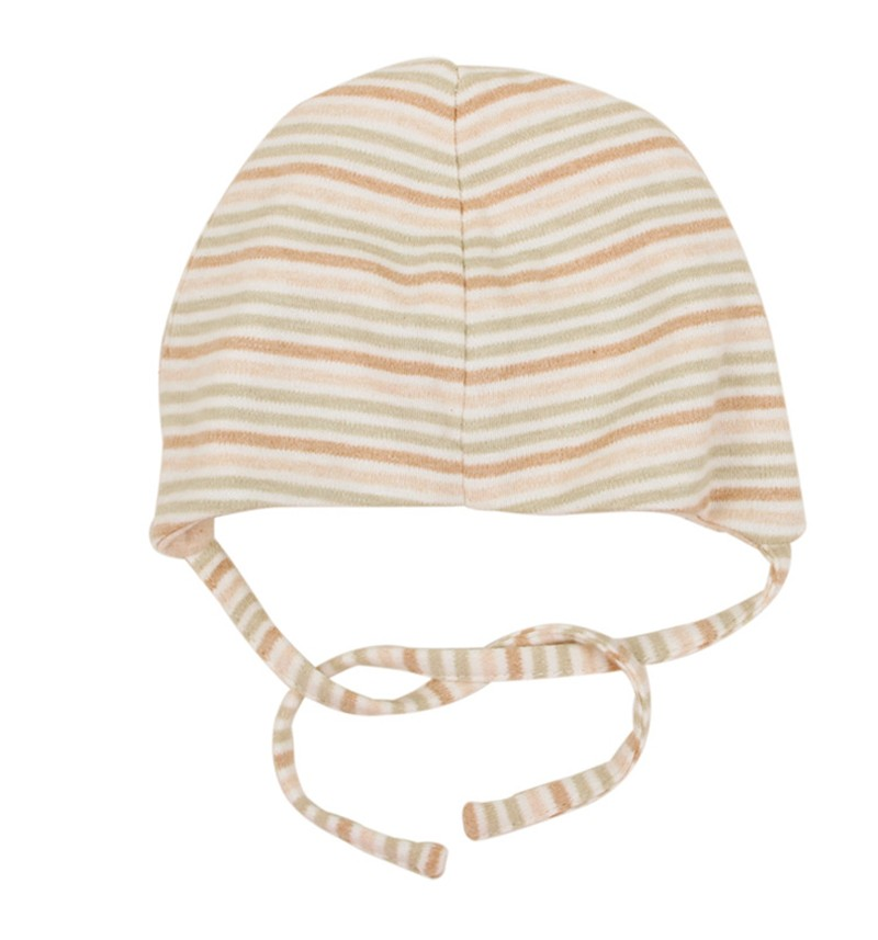 Natural Cotton Baby Hat (10)
