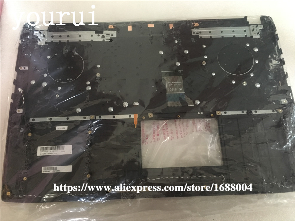 New ASUS GL502 GL502V GL502VT GL502VS GL502VM GL502VY Top Cover Palmrest Upper