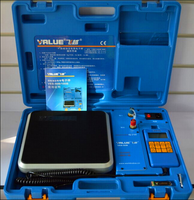 Genuine The Electronic Scale Quantitative Filling Fluid Called VES 100B Refrigerant Recovery