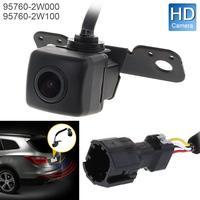 Car Rear View Backup Parking Assist Camera OEM 95760 2W000 / 957602W100 Rearview Reverse Camera for Hyundai Santa Fe 2013 2015