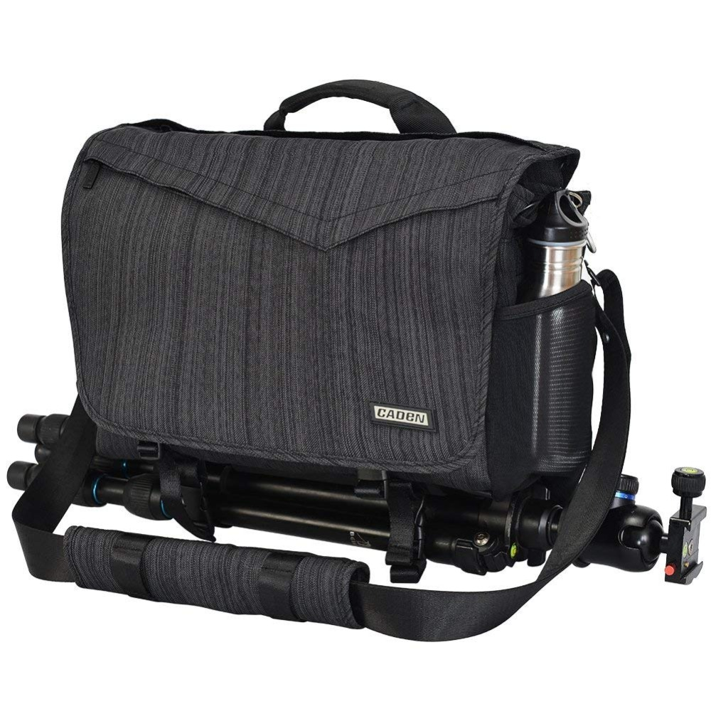 Camera Case Shoulder Messenger Bag for Nikon Z7 Z6 D7500 D500 D5600 D5500 D5300 D5200 D5100