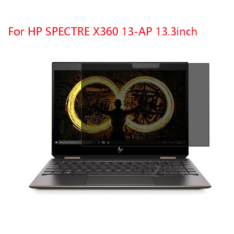 For HP SPECTRE X360 13-AP13.3inch Laptop Screen Privacy Screen Protector Privacy  Anti-Blu-ray Effective Protection Of Vision