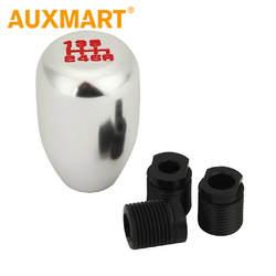 Auxmart 6 скоростей автомобиля Шестерня ручка переключения палка ручной рычаг переключения передач для большинства 6 мм/мм 8 мм/10 мм Резьбовые