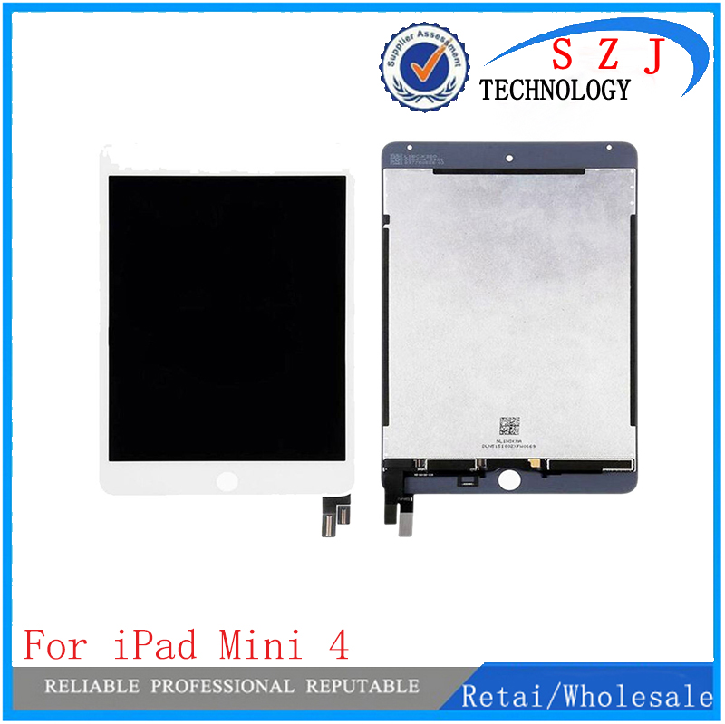 New For ipad mini 4 Lcd Screen For ipad mini4 A1538 A1550 lcd display touch screen assembly Free Shipping original and new 9 7inch lcd display for ipad4 ipad 4 ipad3 ipad 3 replacement lcd screen free shipping