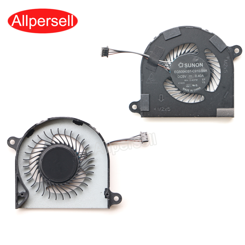 Laptop cpu cooling fan for <font><b>Dell</b></font> <font><b>Latitude</b></font> <font><b>7480</b></font> E7480 P73G P73G001 image