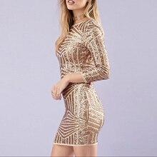 HYH HAOYIHUI Women's Summer Striped Sequin Backless  Dress