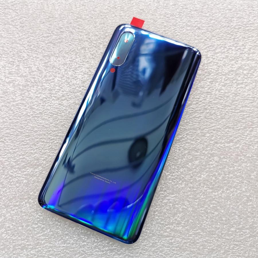 Image 3 - 100% Original Gorilla Glass For xiaomi 9 mi 9 MI9 Back Cover Back Door Replacement Hard Battery Case Rear Housing Cover ExplorerMobile Phone Housings & Frames   -