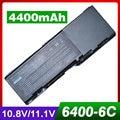 4400 мАч аккумулятор для DELL Inspiron E1505 6400 1501 Широта 131L Vostro 1000 451-10339 451-10424 GD761 JN149 KD476 PD942 PD945