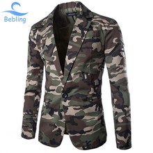 Bebling New ingle Button Leisure Men s 2015 Blazers Fashion Slim Fit Casual Suits Dress Clothing