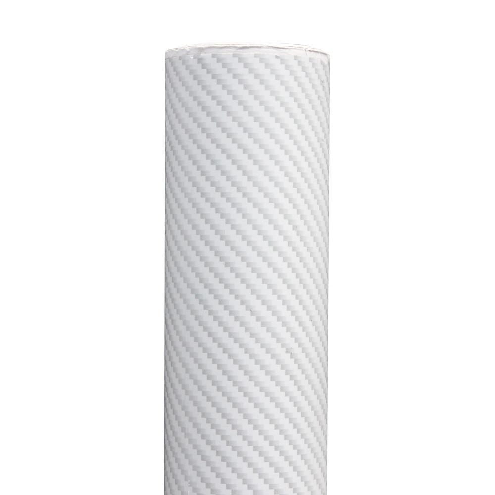 1PC 2D carbon fiber vinyl film car styling Auto Car Stickers Wrapping Film DIY Adesivos Car covers Hot Sale 152*10cm/30/50cm