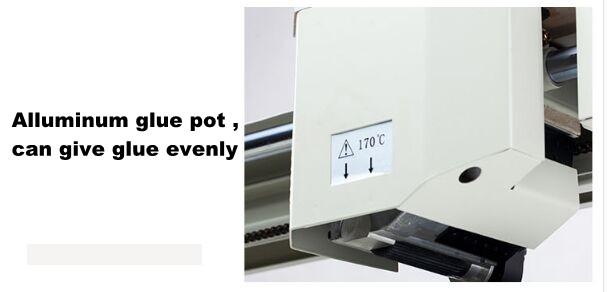 Perfect binding machine Jb-5 8_conew1