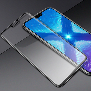 Image 2 - 6D Protective Glass for Huawei Honor 9X 9X Pro Screen Protector Honor V20 On Tempered Glass for Huawei Honor 7X 8X 9X 10 Lite