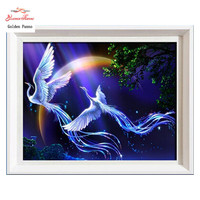 Needlework New Cross Stitch Butterfly Print Cross Stitch New Arrival Paintings Ask Any Girl