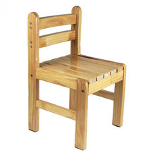 Children chairs kids Furniture Carbonized solid wooden chair kids chair chaise enfant kinder stoel sillon infantil kids chairs(China)