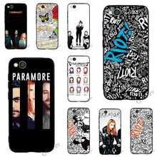 Hybrid Riot Paramore Phone Cover for Xiaomi Mi 8 Lite Case A1 A2 6 F1 Covers