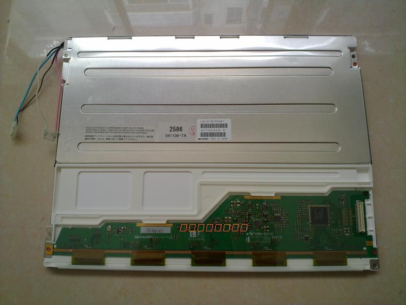 100% TESTING Original A+ Grade LLQ121S1LG41 12.1 inch LCD panel Screen 12 months warranty